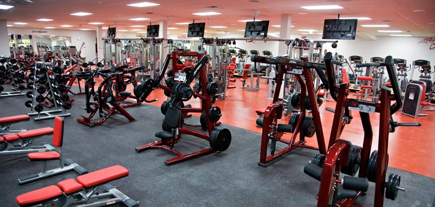 Facility Factor X Fitness